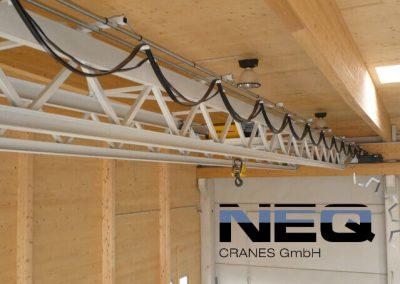 Mit freundlicher Genehmigung der NEQ CRANES GmbH. Alle Rechte vorbehalten.
